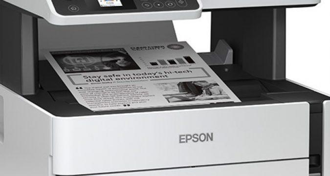 Printer EcoTank Produk Dari Epson