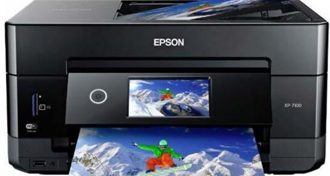 Ulasan Epson Expression Premium XP-7100 Small-in-One