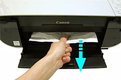 Atasi Printer Paper jam Dan Selalu Reaload