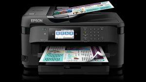 Epson workforce wf-7711 a3 wi-fi duplex all-in-one