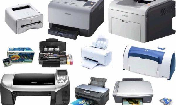 Jenis-jenis Printer Serta Keunggulannya
