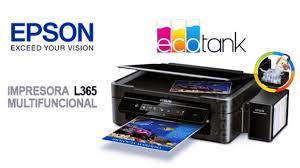Spesifikasi Printer Epson L365