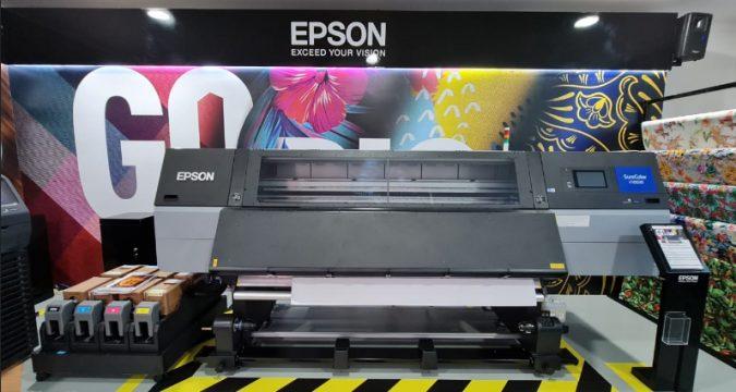 Printer Tekstil Terbaik Epson Dalam Industri Mode 2021