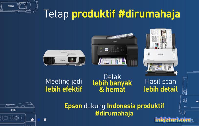 Industri Printer Indonesia Merosot Tajam