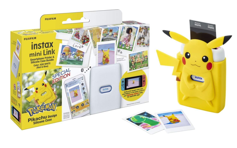 Fujifilm Merilis Printer Bertema Nintendo Pikachu