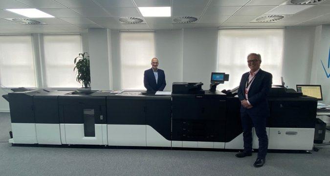 BlueCrest Resmi Meluncurkan Printer Inkjet EvoluJet 2021