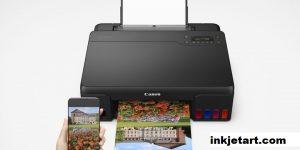 Printer Canon Pixma G570 dan G670 2021 Resmi Mendarat di Indonesia