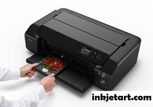 Printer Foto Dengan Kecanggihan Terbaru ImagePROGRAF PRO-300