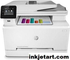 Printer Laser Penuh Warna LaserJet Pro M283fdw