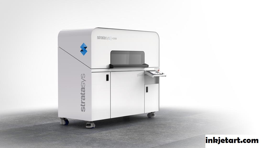 Printer Stratasys H350 SAF 3D Resmi Rilis