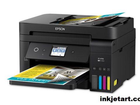 Review Printer EcoTank Epson ET-4750 2021