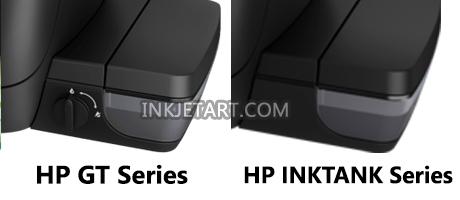 Perbedaan Printer HP INK TANK VS Printer HP GT