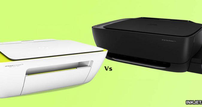 Kelibihan Serta Kekurangan Kartrid Tinta Konvensional Dengan Printer Tank Tinta