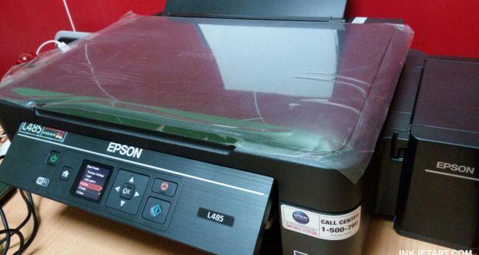 Epson L485 Printer All in One dengan Seluruh Kelebihan