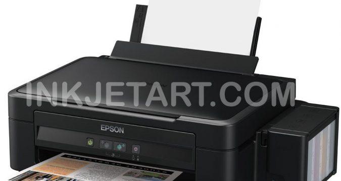 Memperbaiki Printer Epson l210 Error Lampu Tinta dan Kertas Berkedip