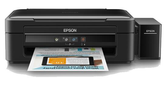 Epson L360 1.7 Printer dengan Fitur Multifungsi
