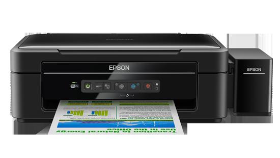 Printer Epson L365 1.7 printer dengan kualitas cetak yang jelas