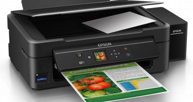 Printer Epson L455 2. 1 Bermutu dengan kualitas Resolusi Tinggi